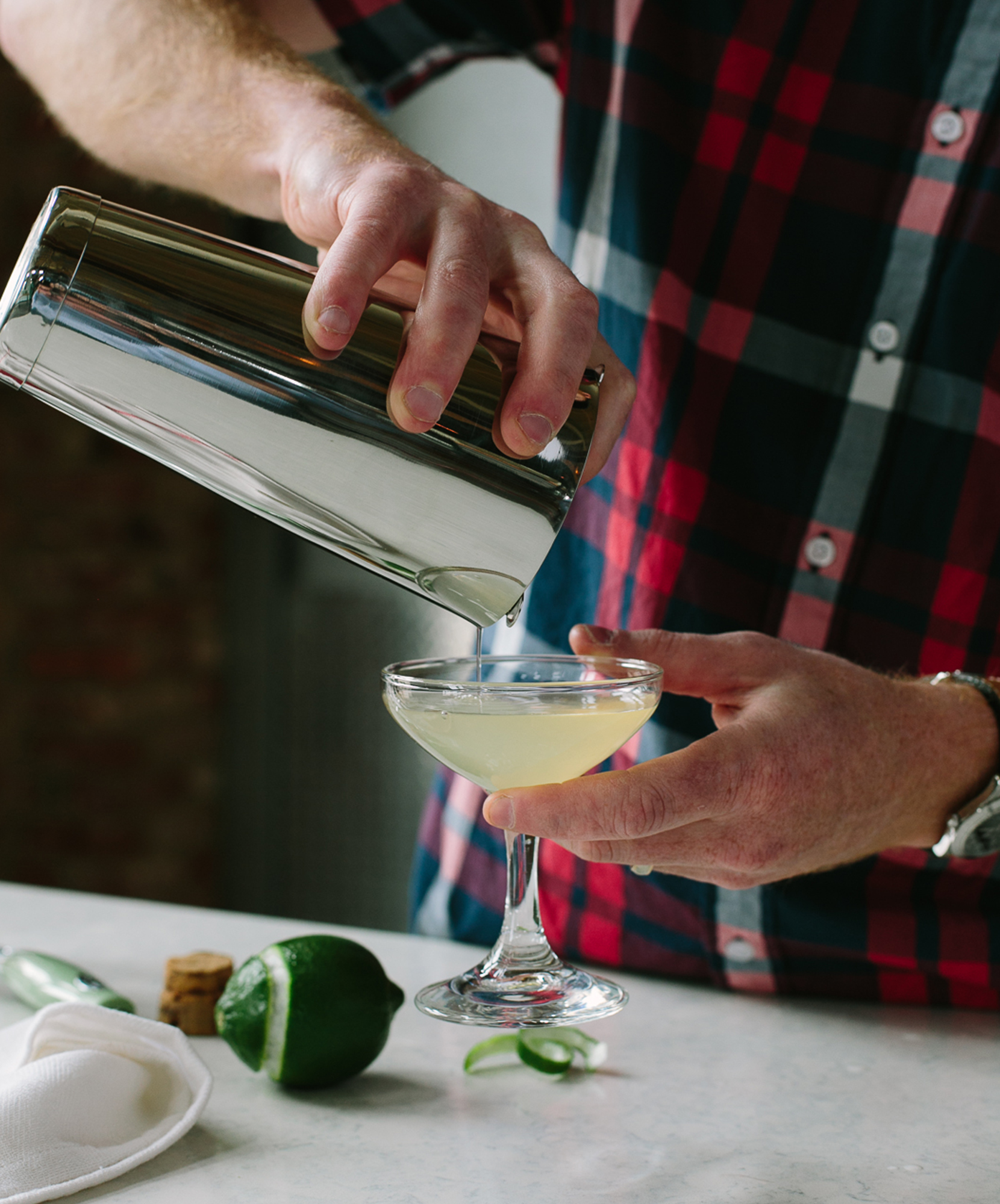Simple Evening  Raleigh: White Whale Bold Mixers  |  The Fresh Exchange