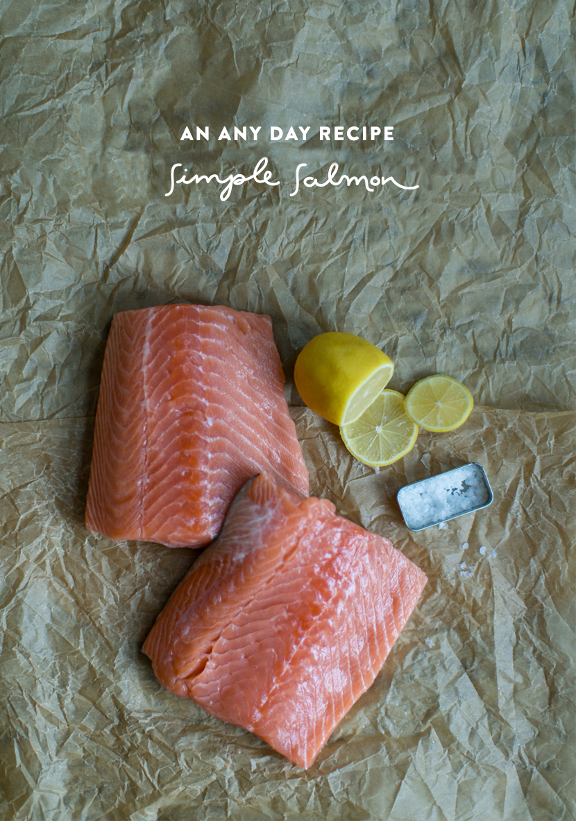 A Simple SalmonDinner with Target  |  The Fresh Exchange