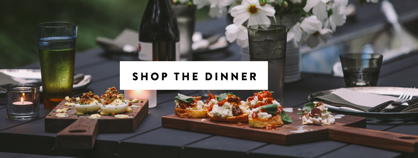 Simple Evening: American Spoon and Huzza in Harbor Springs, Michigan  |  The Fresh Exchange