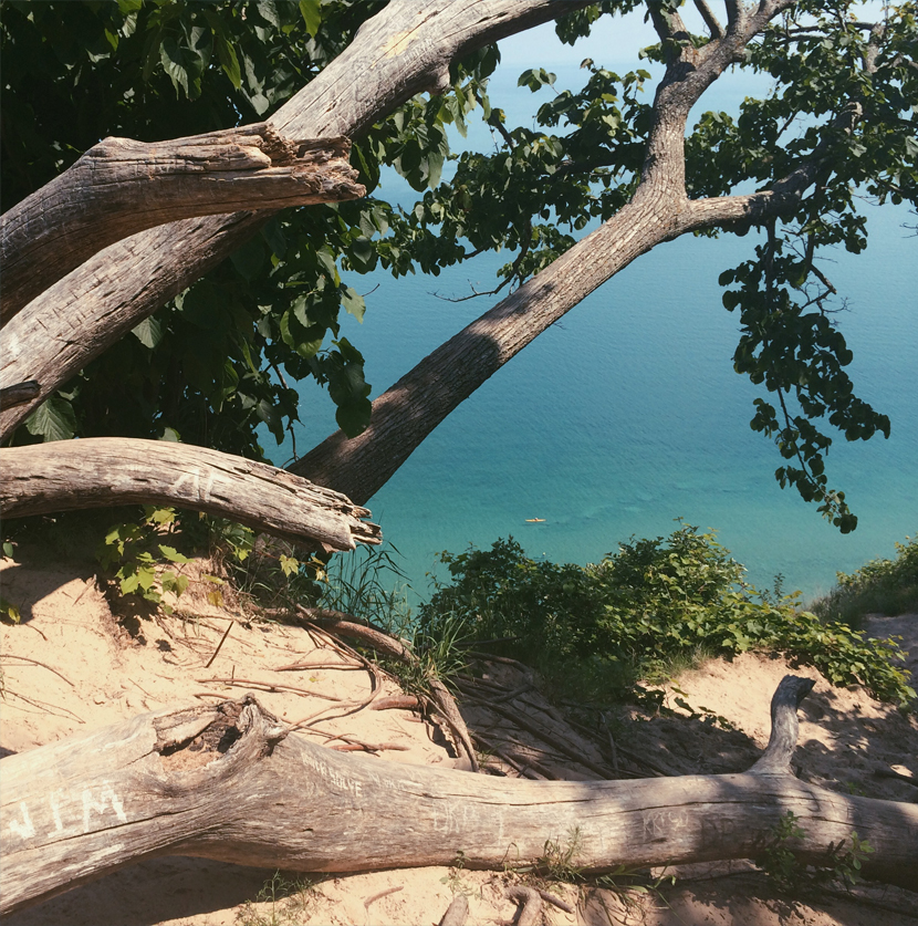 A Weekend Adventure: Sleeping Bear Dunes  |  The Fresh Exchange