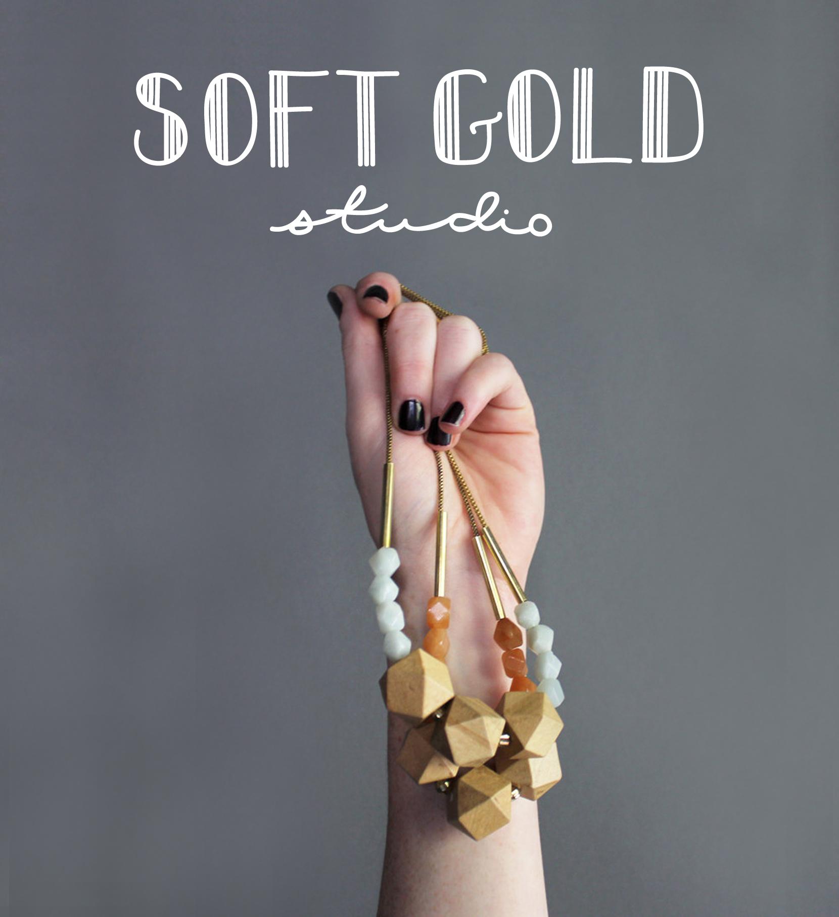 Soft Gold Studio  |  The Fresh Exchange