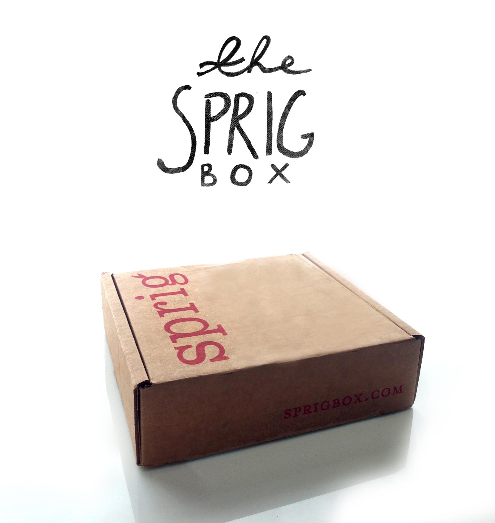 Sprig Box  |  The Fresh Exchange