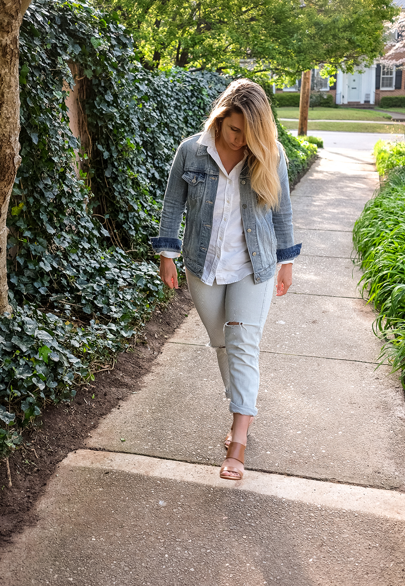 Spring Style with Born and Zappos | The Fresh Exchange