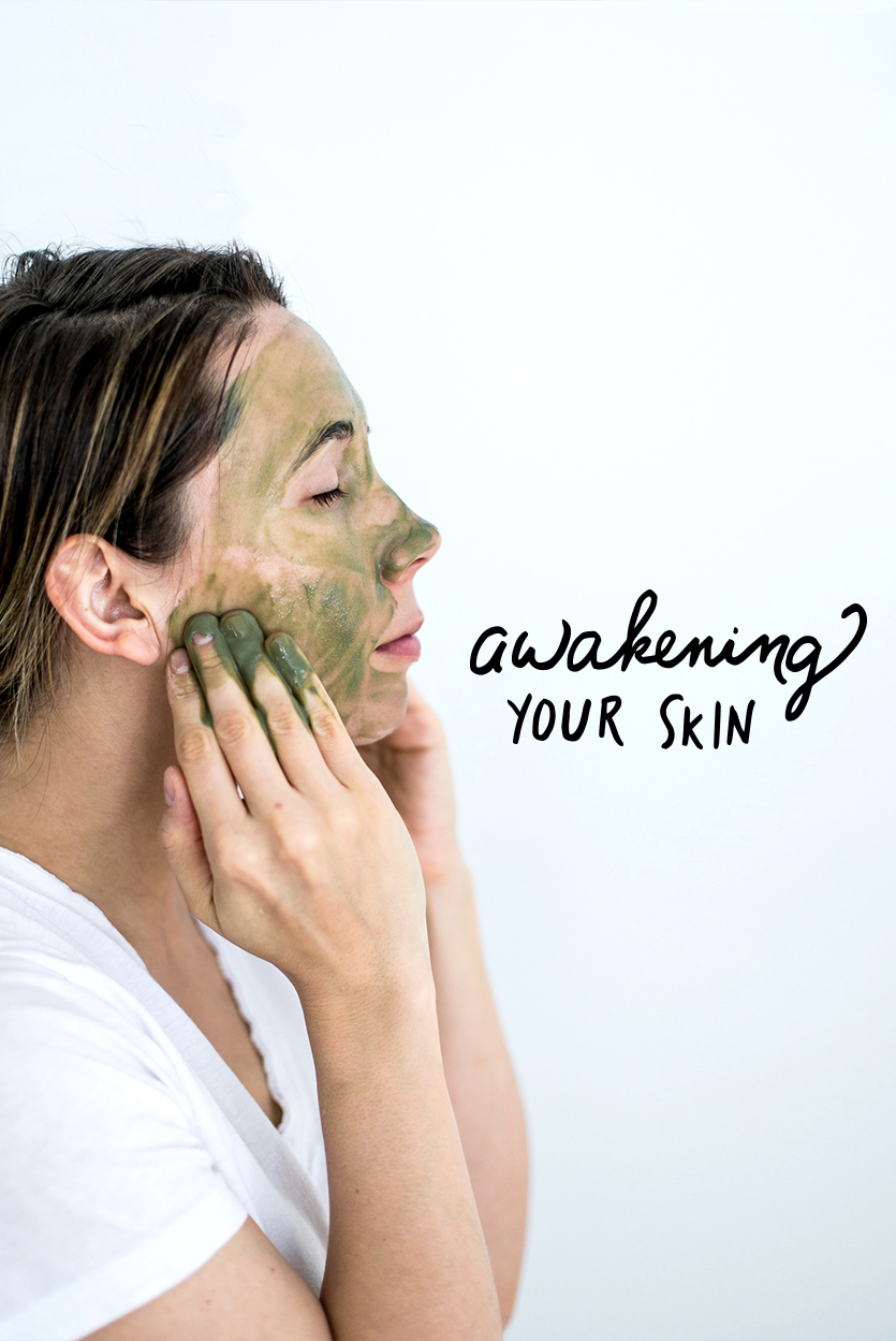 Simple and Natural ways to brighten you skin for spring. Using some simple techniques and products you can be glowing this spring. Get all the info on The Fresh Exchange