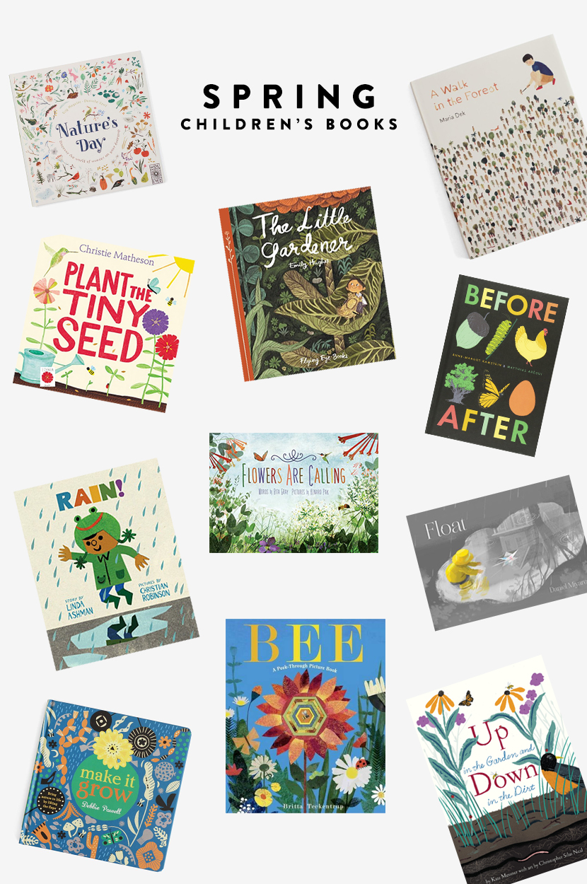 My favorite children's book for spring. Find them all on the Fresh Exchange