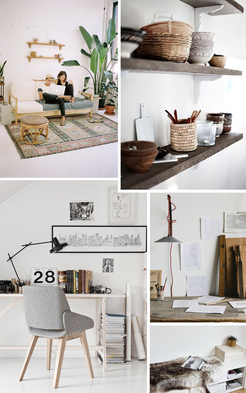 Studio Inspiration   |  The Fresh Exchange