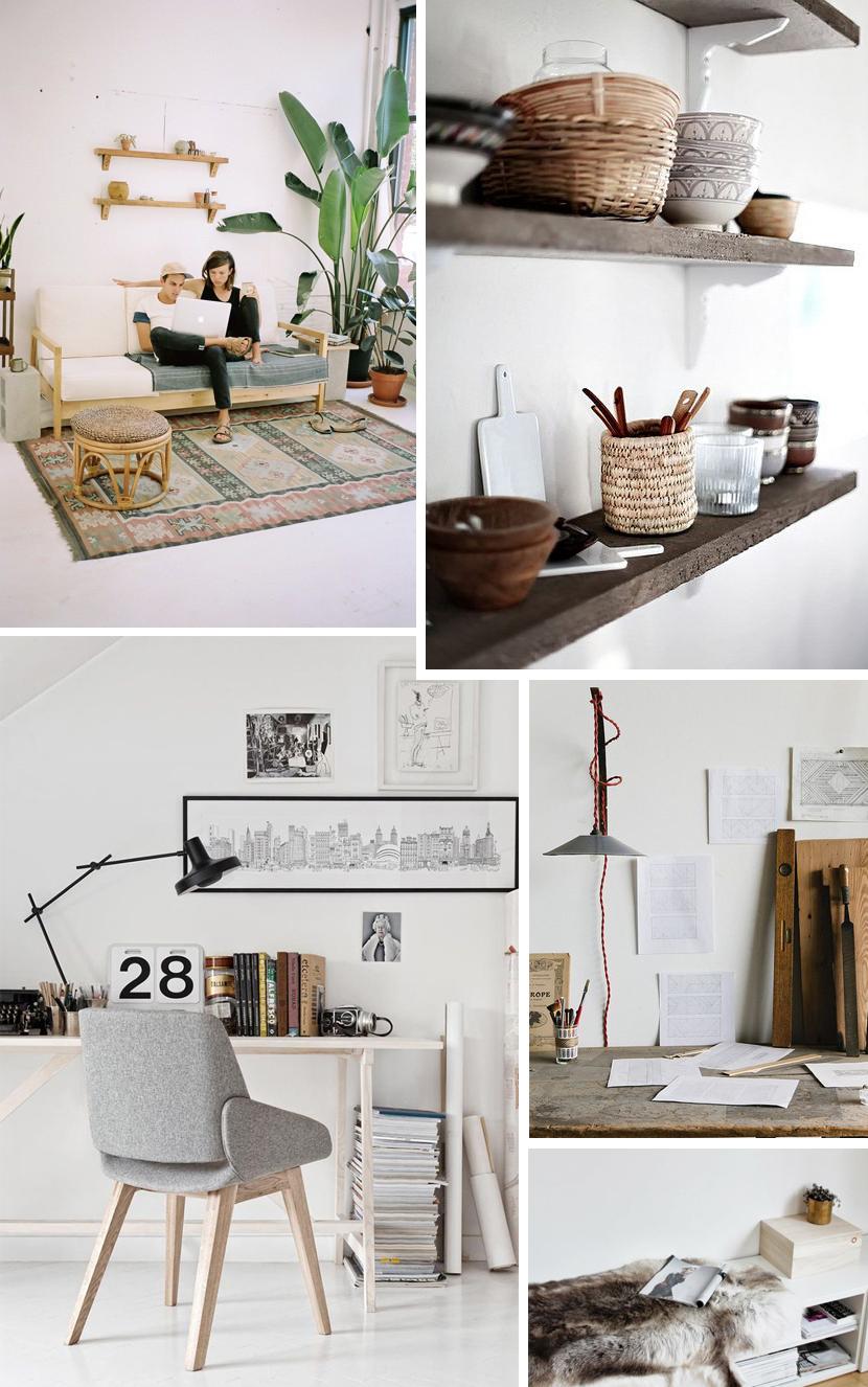 Studio Inspiration      The Fresh Exchange