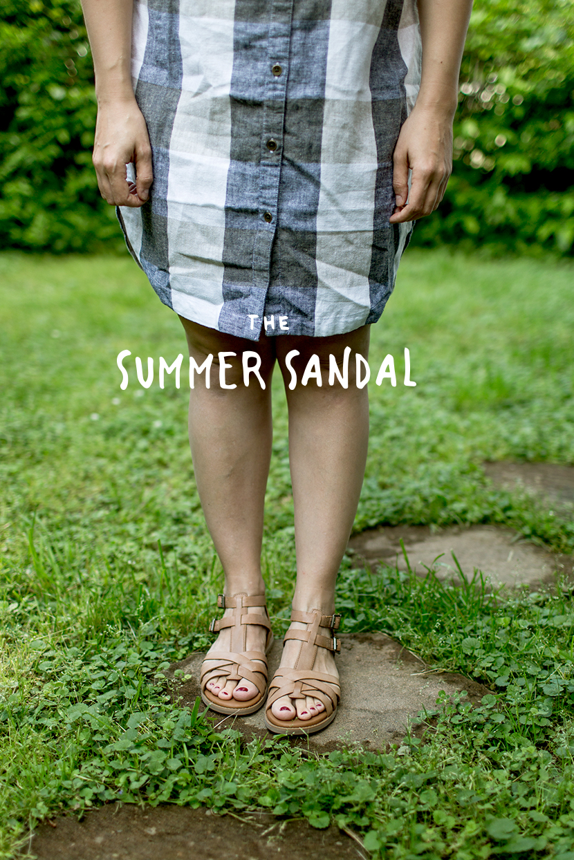 Style: The Summer Sandal | The Fresh Exchange