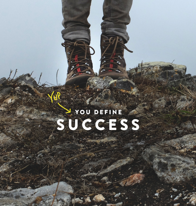 You Define Success | The Fresh Exchange