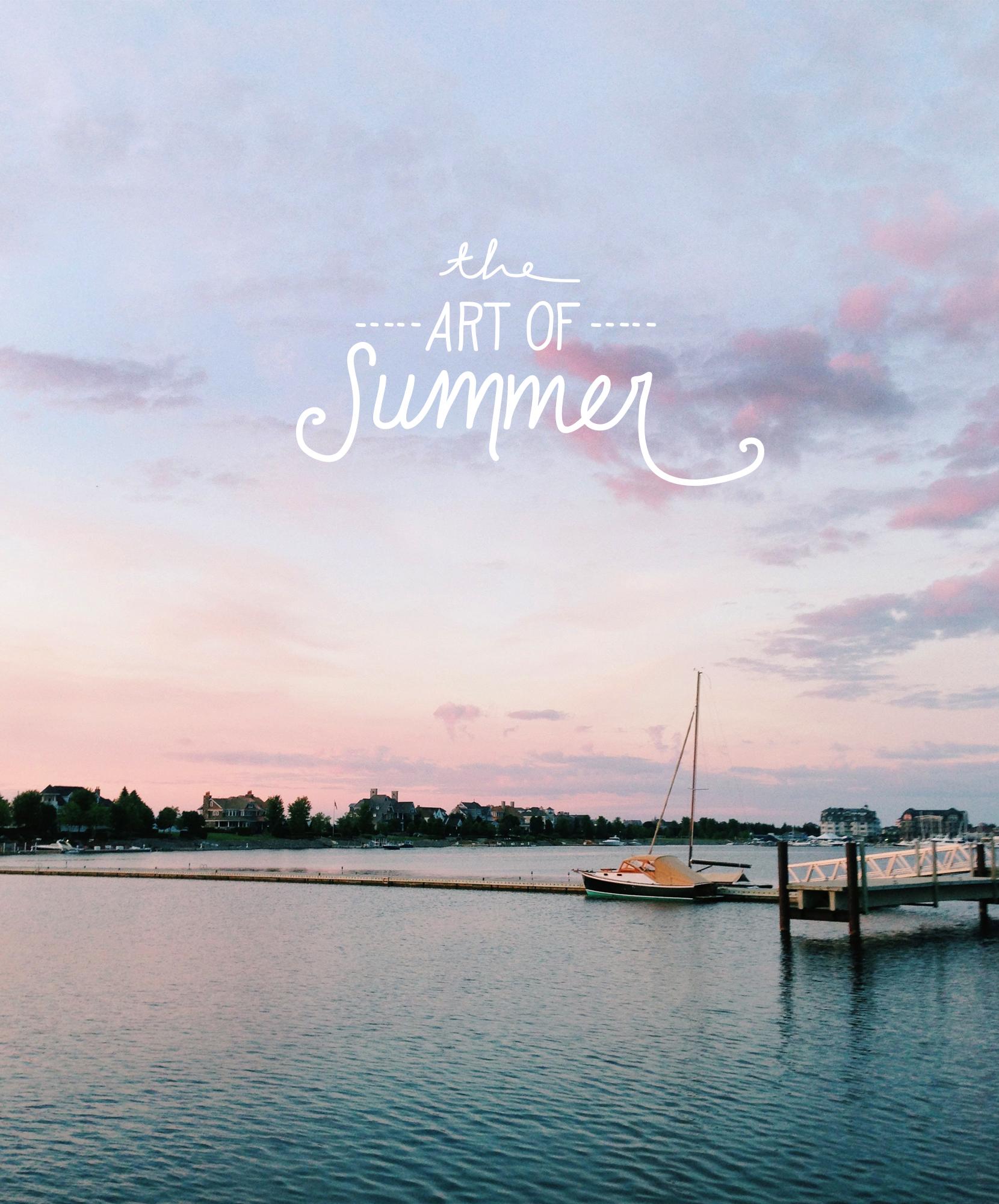 Summer  |  The Fresh Exchange