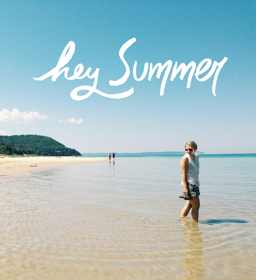 Hey Summer  |  The Fresh Exchange