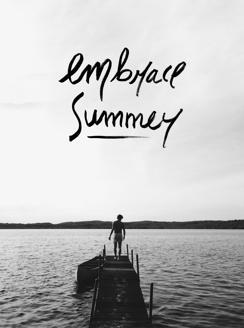 Embrace Summer  |  The Fresh Exchange