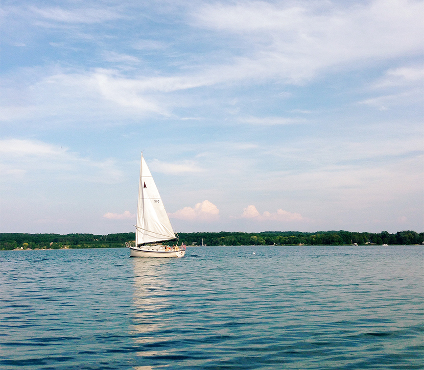 Summer in Northern Michigan  |  The Fresh Exchange