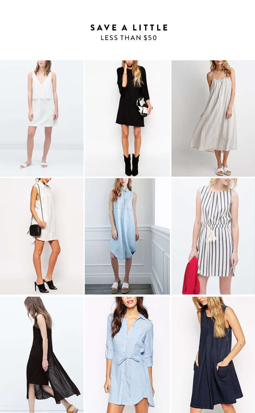 The Summer Dresses You are Dreaming Of | The Fresh Exchange