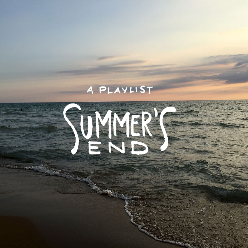 Summer's End Playlist | The Fresh Exchange