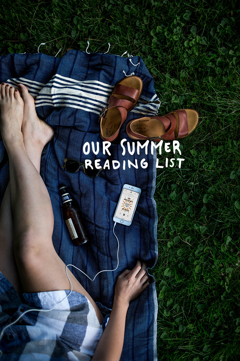 His and Her's Summer Reading List | The Fresh Exchange