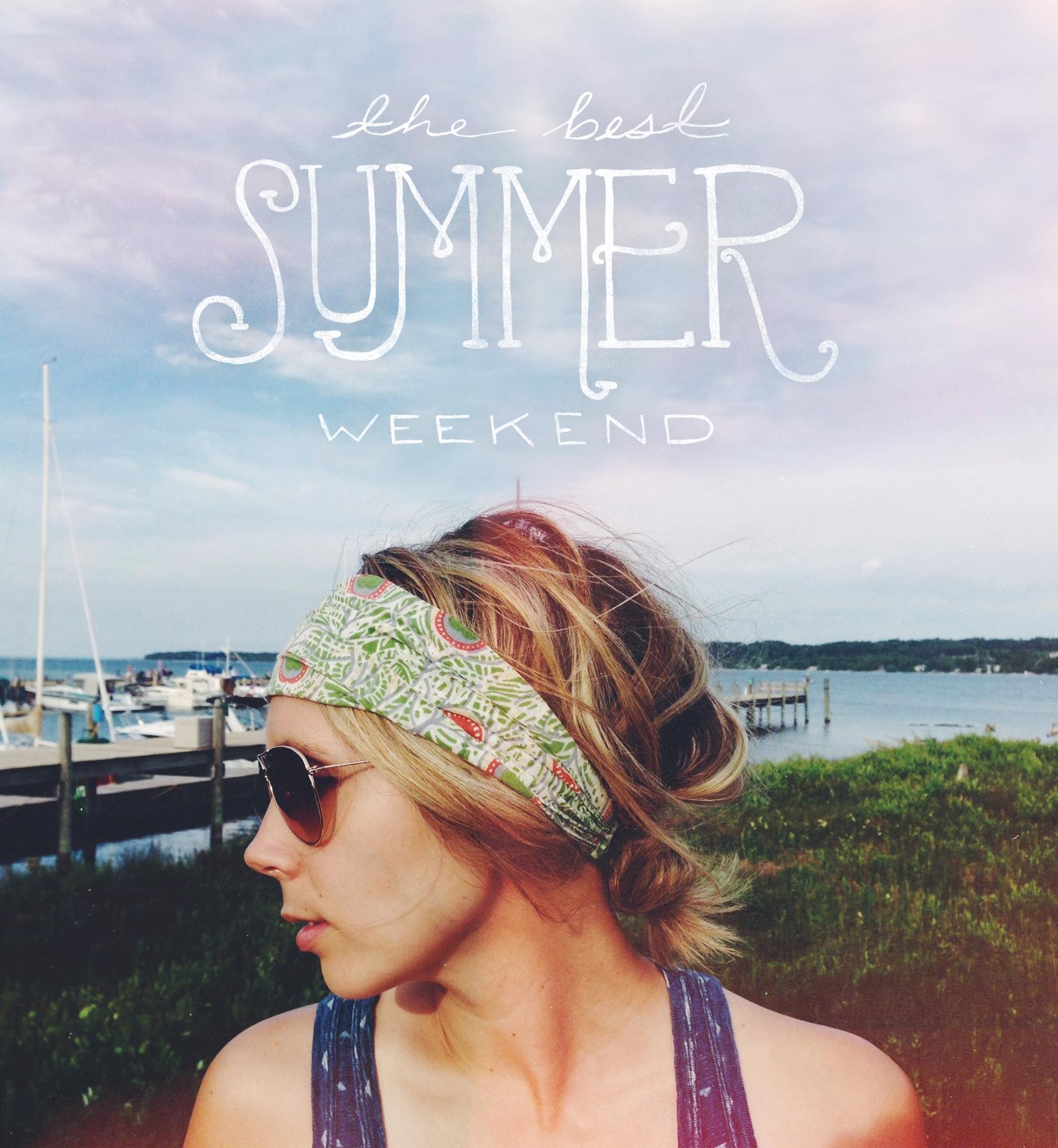 Summer in Traverse City, Michigan  |  The Fresh Exchange