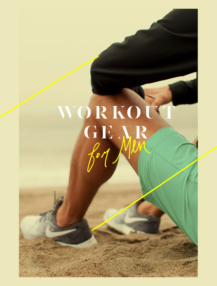 Great Workout Gear for Men | The Fresh Exchange