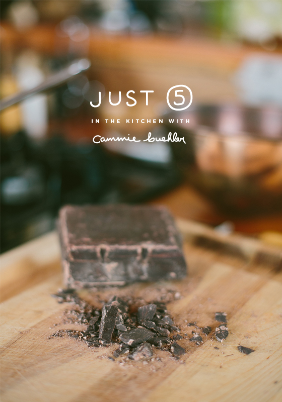 Just 5: In the kitchen with Epicure Catering's Cammie Buehler: Chocolate Pepper Truffles | The Fresh Exchange