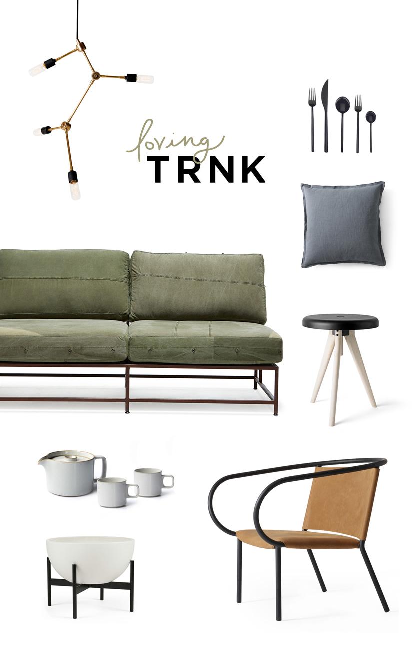 Loving Now: TRNK | The Fresh Exchange