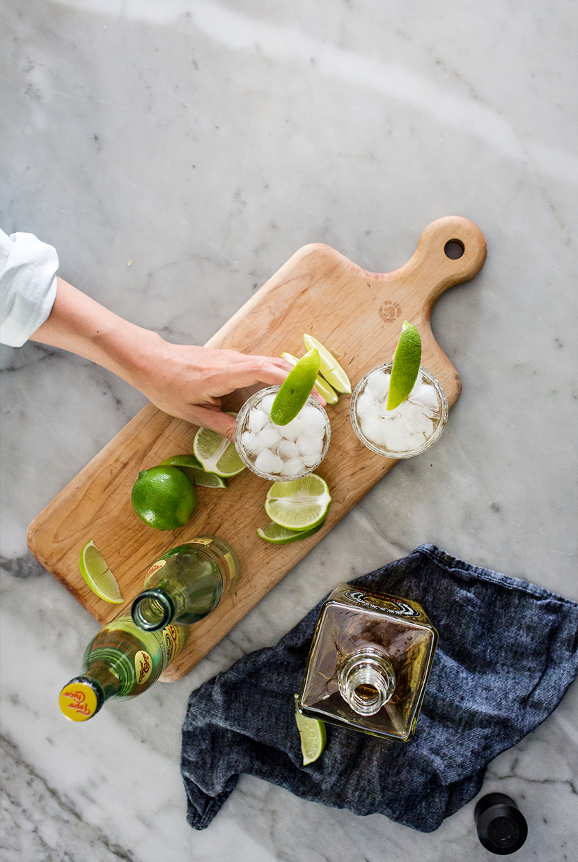 Tequila Collins | The Fresh Exchange
