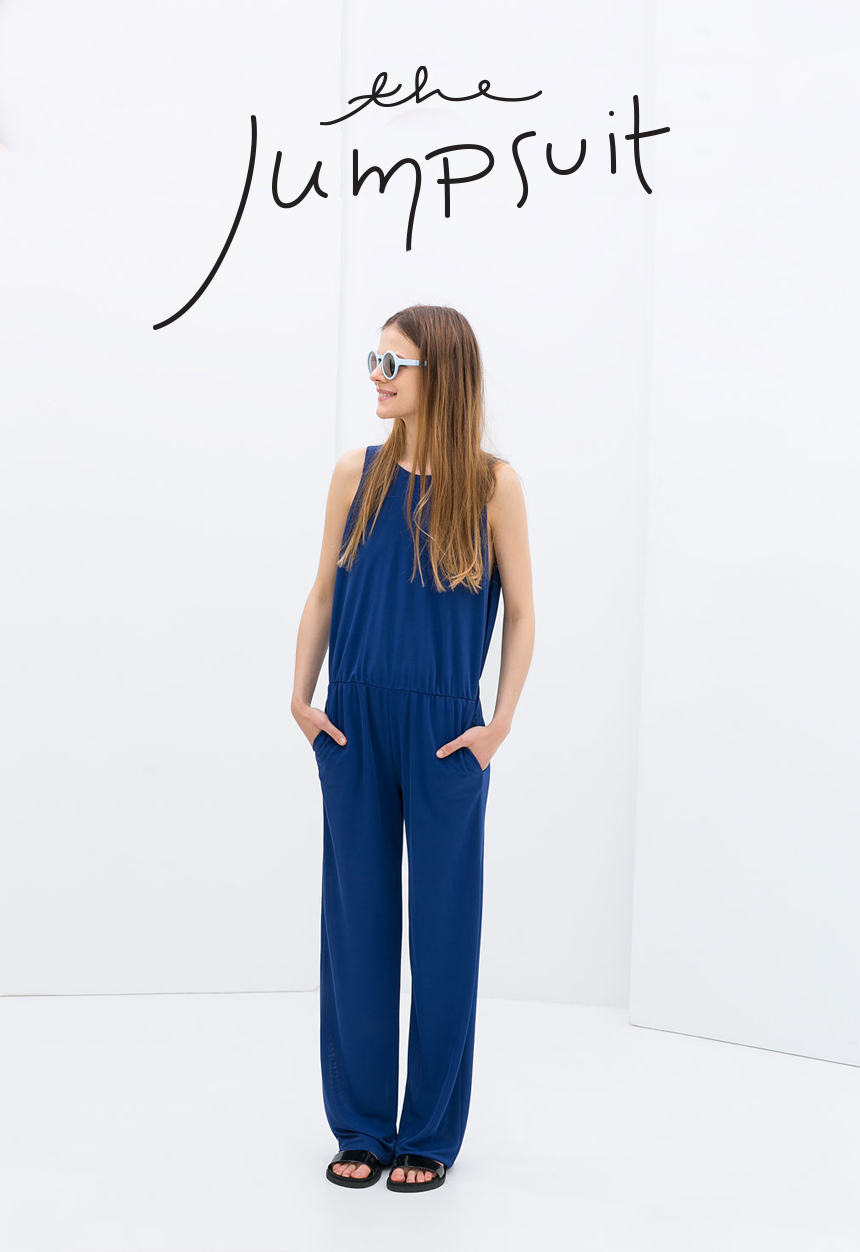 The Jumpsuit   The Fresh Exchange