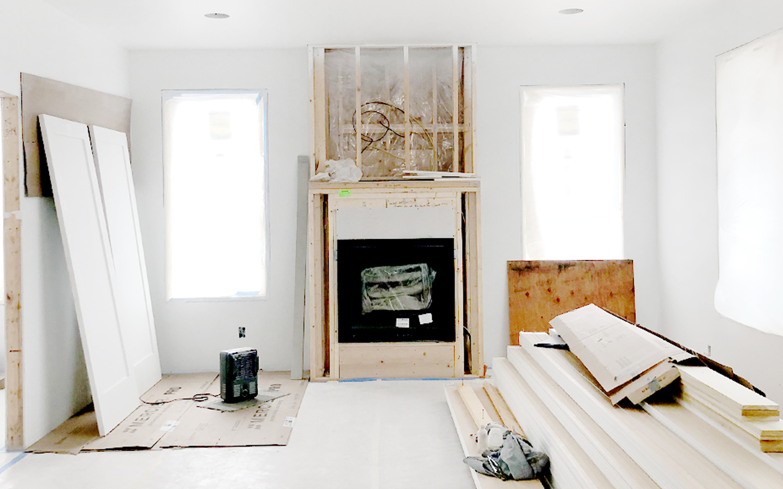 Tips for Building a Home from Megan Gilger of The Fresh Exchange