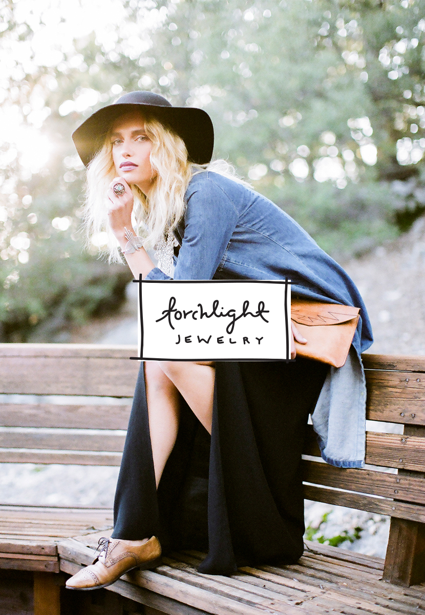 Torchlight Jewelry  |  The Fresh Exchange