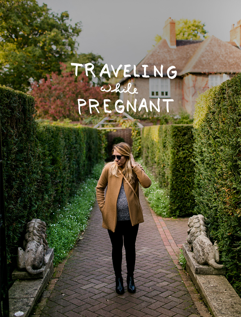 Tips for Traveling While Pregnant | The Fresh Exchange