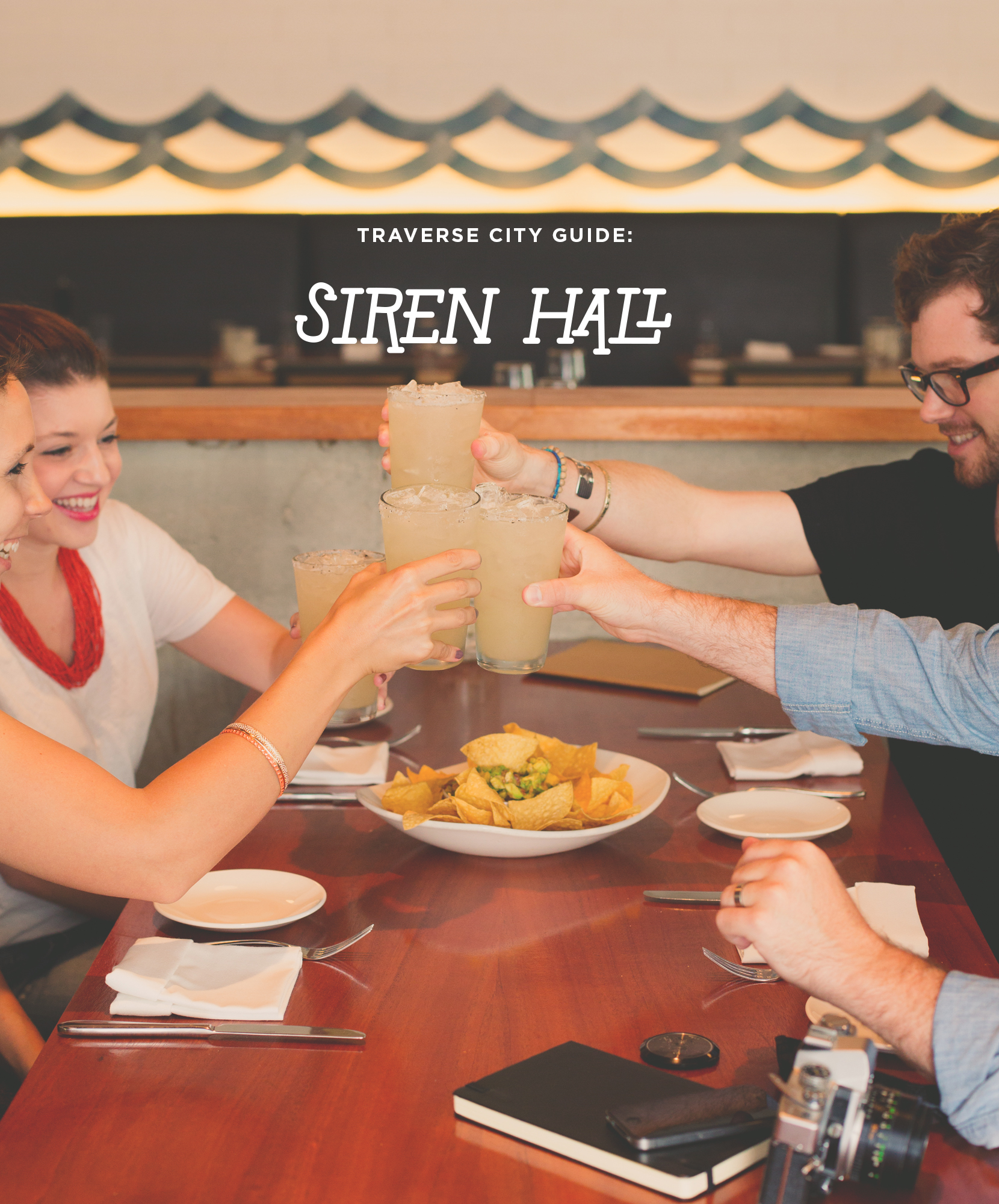 Traverse City Guide: Siren Hall |  The Fresh Exchange