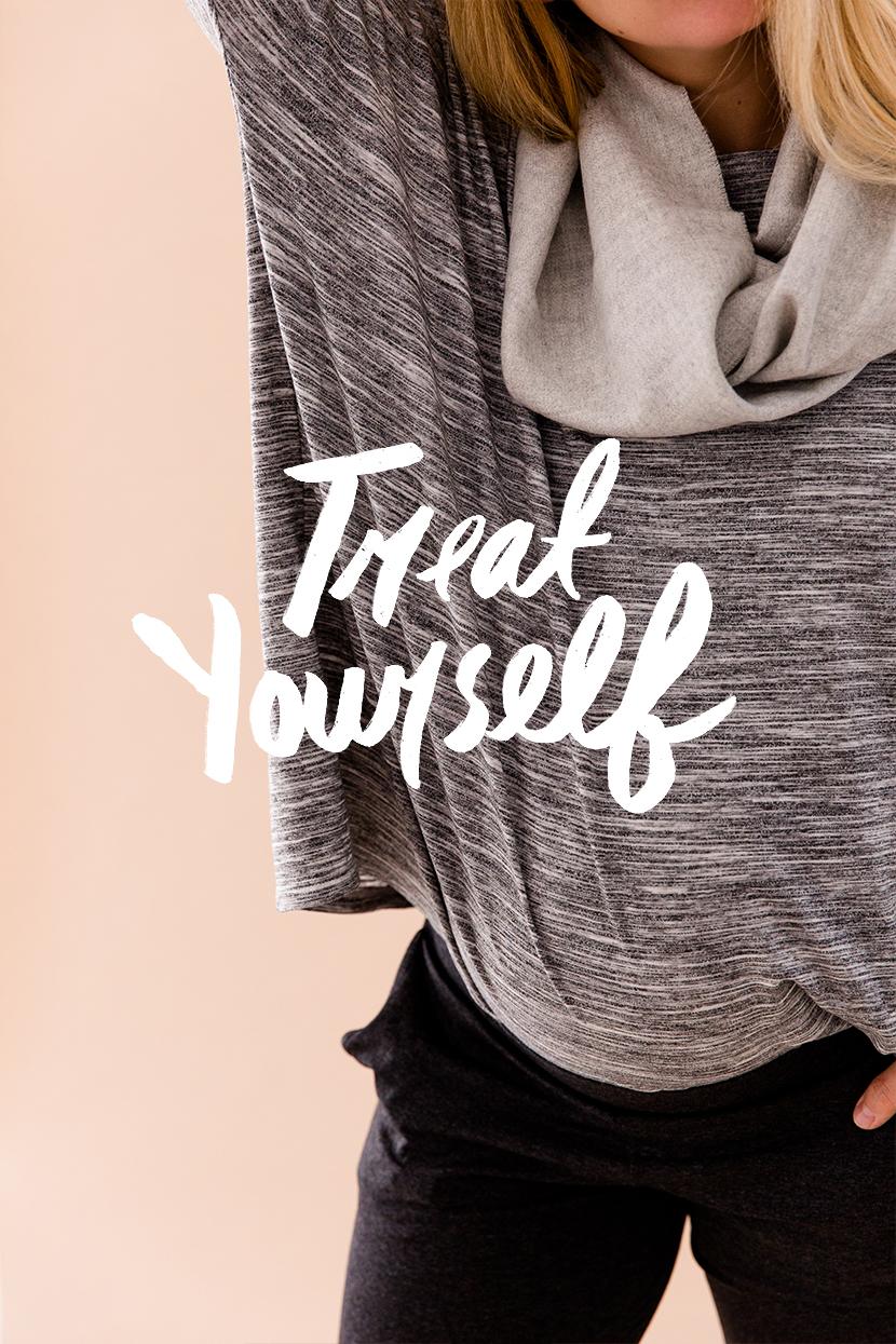30+ weeks Treat Yourself | The Fresh Exchange