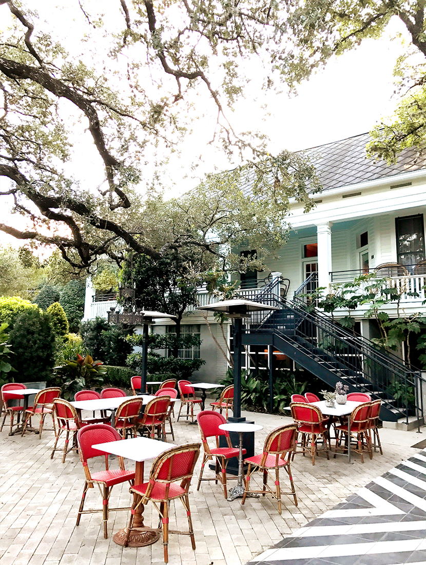 A Night Away Just Us in Austin, Texas at the Hotel Saint Cecilia | The Fresh Exchange
