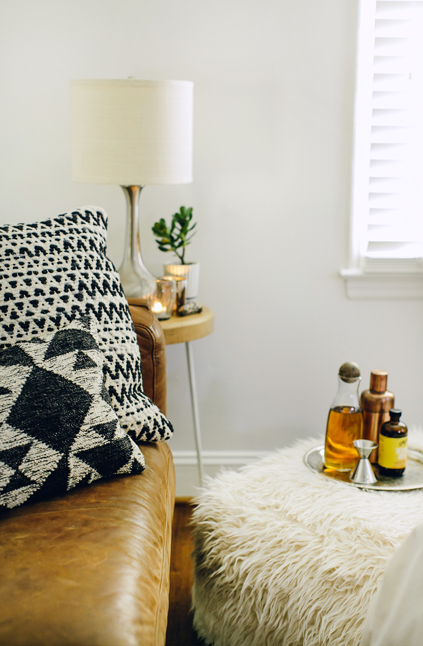 Create a Cozy Date Night in for Valentines  |  The Fresh Exchange