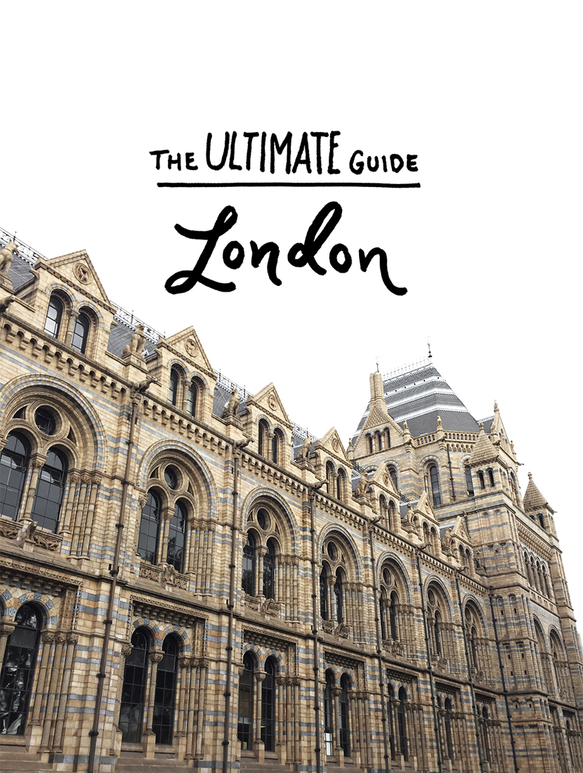 Ultimate London Guide | The Fresh Exchange