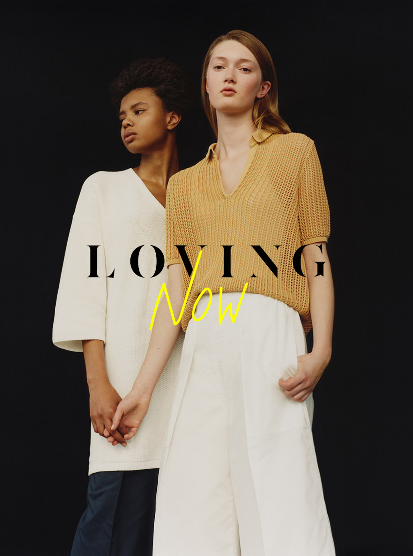 Loving: Uniqlo and Lemaire Collaboration | The Fresh Exchange