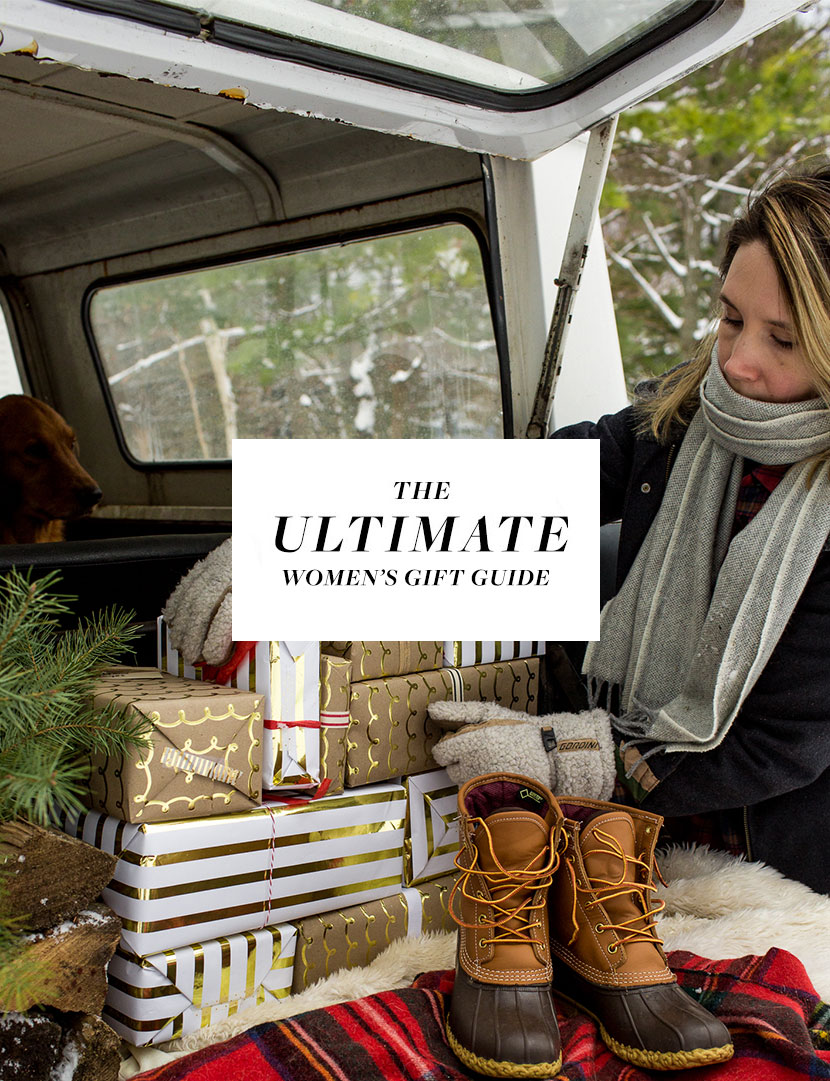 The Ultimate Women's Gift Guide to help you find the perfect gift for any woman on your list this Christmas. More on The Fresh Exchange. #GiftGuide #Christmas
