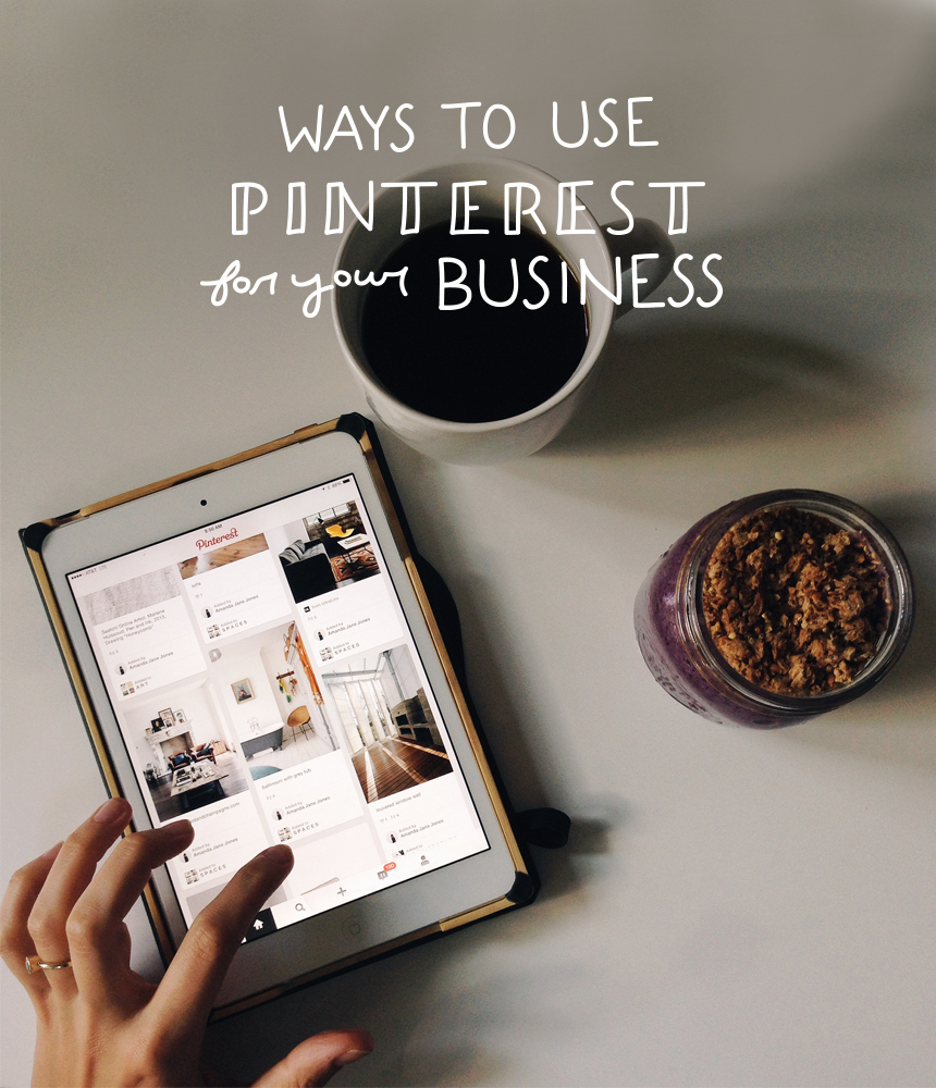 Using Pinterest for Your Business  |  The Fresh Exchange