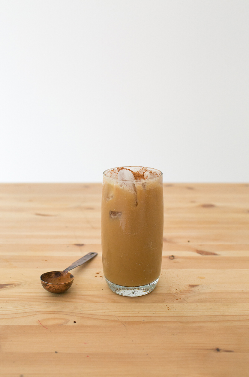 Just 5: Vegan Iced Coffee | The Fresh Exchange