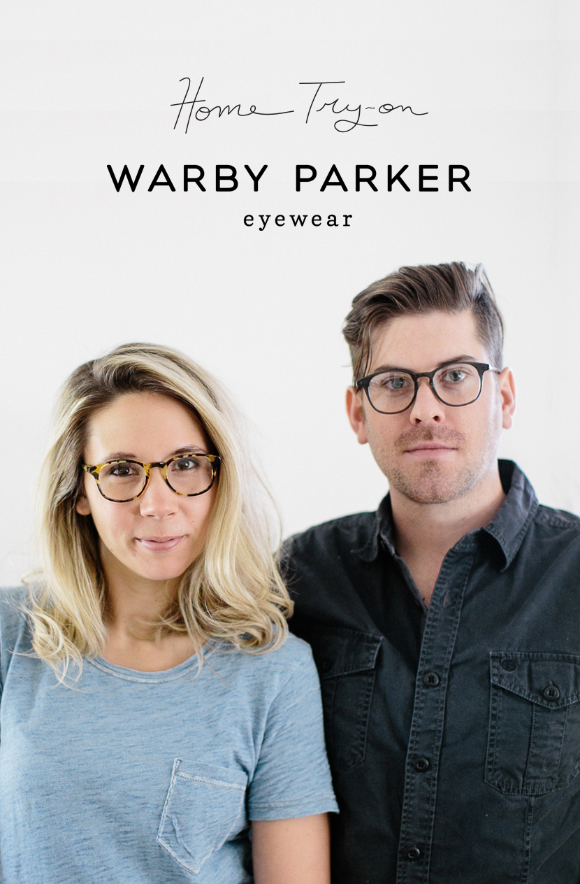 bfcb14ff79 Warby Parker  Home Try on