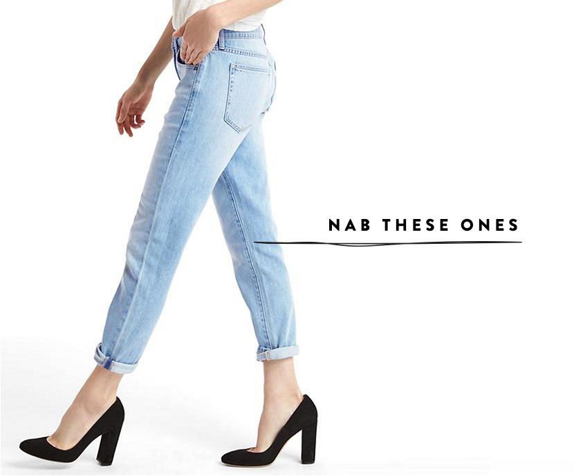 3 Ways to Wear Boy Jeans | The Fresh Exchange