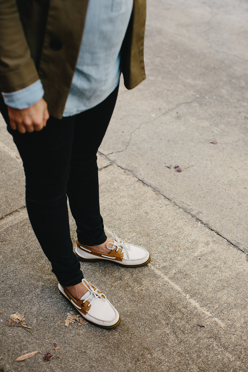 125e55eaf9 Weekend Style with Sperry