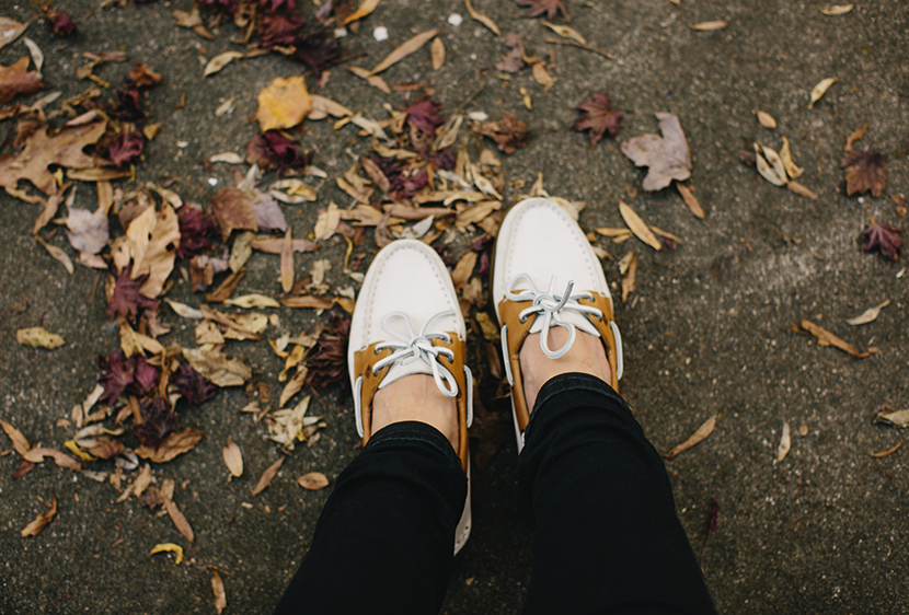 Weekend Style with Sperry | The Fresh Exchange