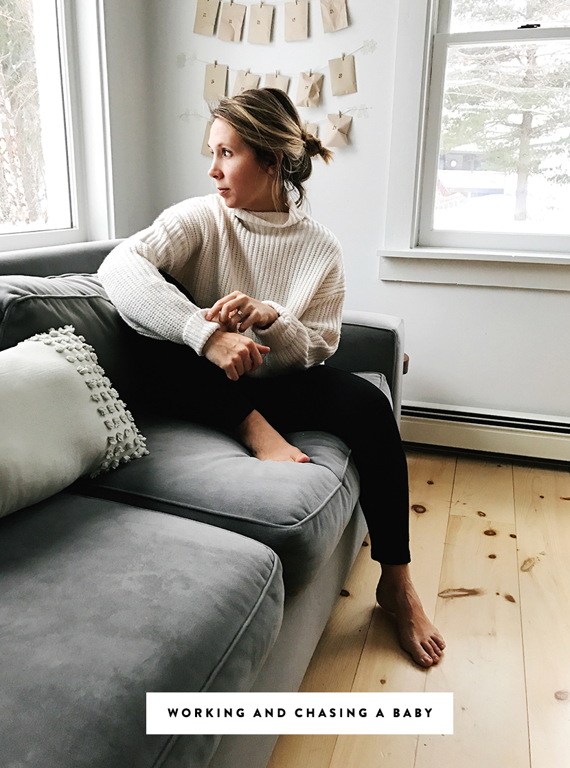 5 Looks from My week as a mom and entrepreneur living in Northern Michigan | The Fresh Exchange