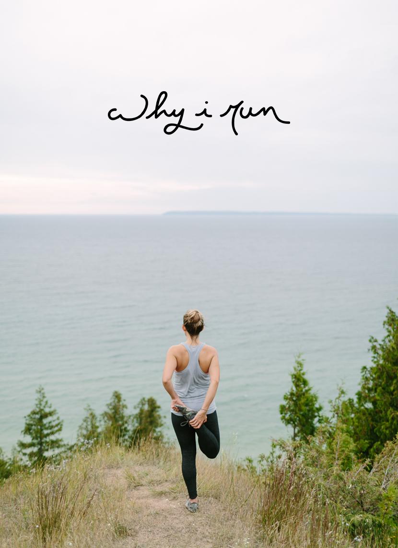 Why I run   |  The Fresh Exchange