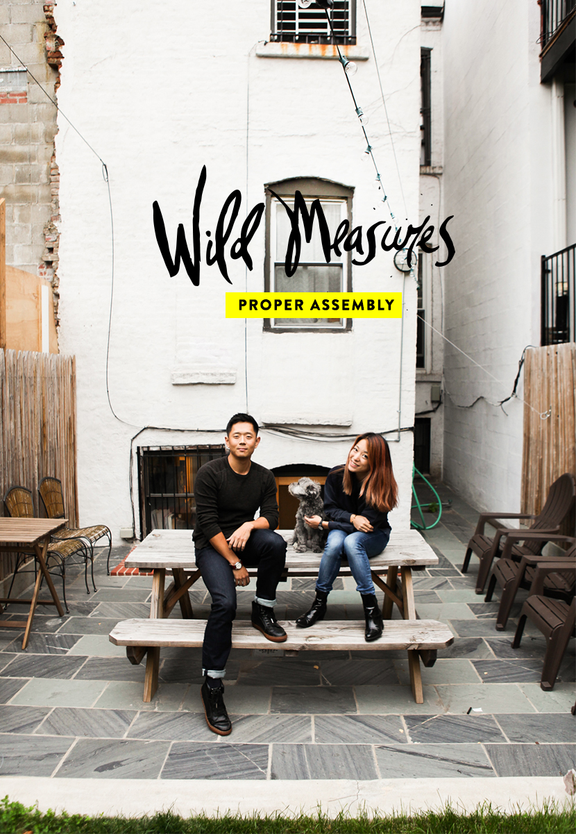 Wild Measures: Proper Assembly  |  The Fresh Exchange