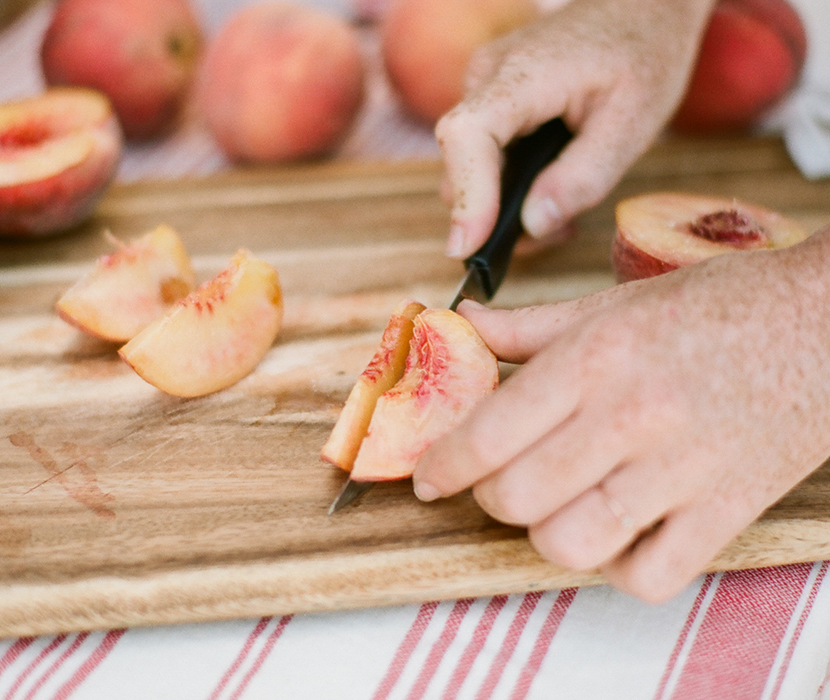 Wild Measures: The Peach Truck | The Fresh Exchange