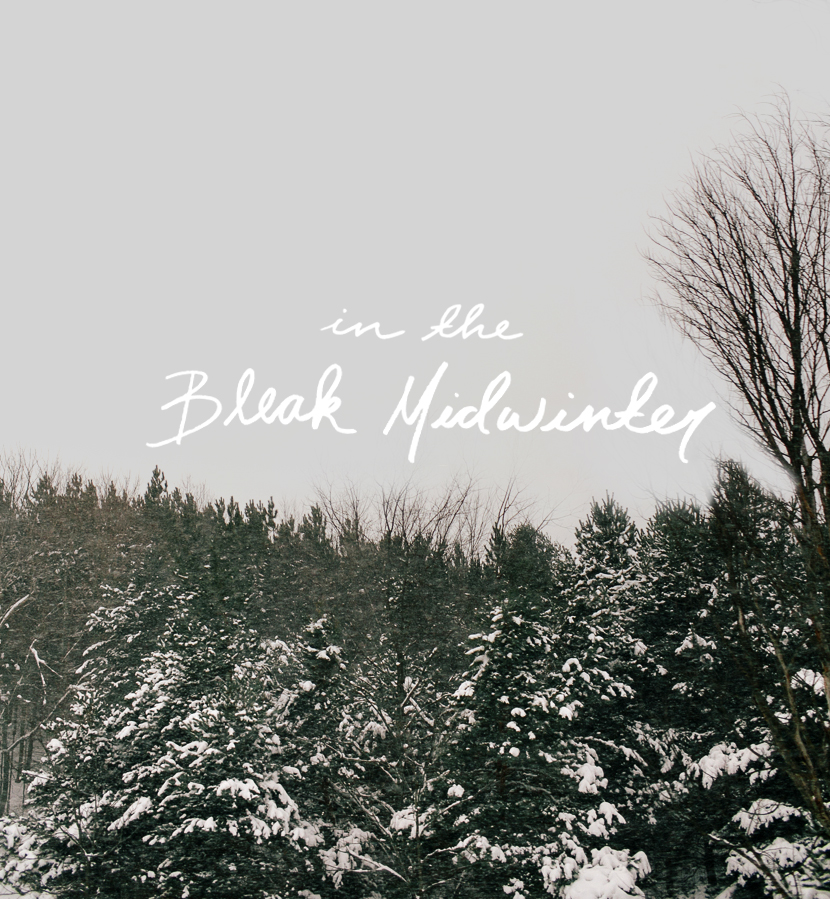 In The Bleak Midwinter  |  The Fresh Exchange