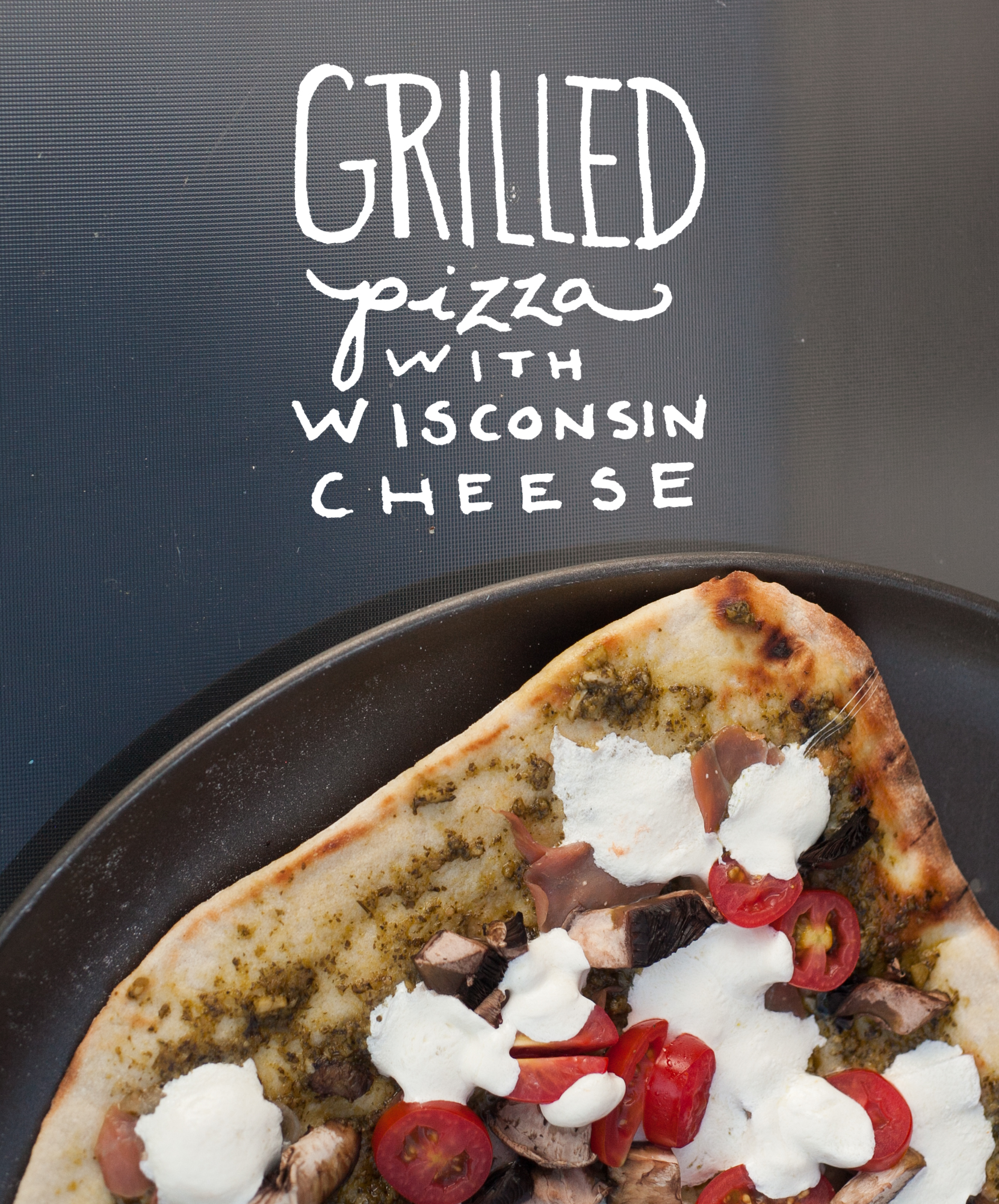 Wisconsin Cheese Grilled Pizza Collaboration  |  The Fresh Exchange