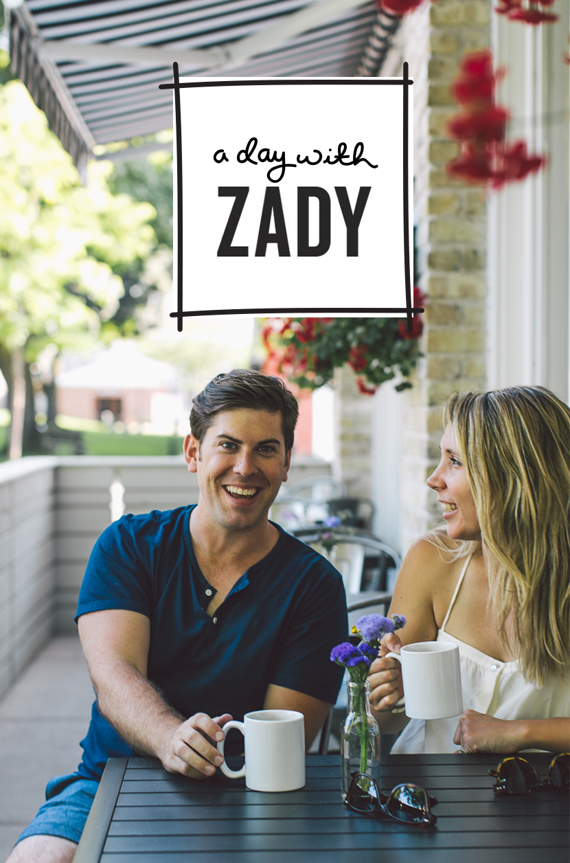 A Day with Zady  |  The Fresh Exchange