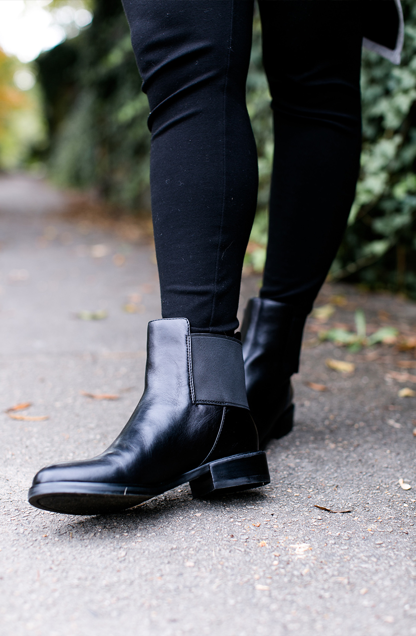 The Comfiest Chic with Zappos + Clarks | The Fresh Exchange